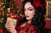 Gothic Victorian Christmas